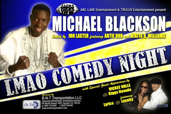 LMAO Comedy Night